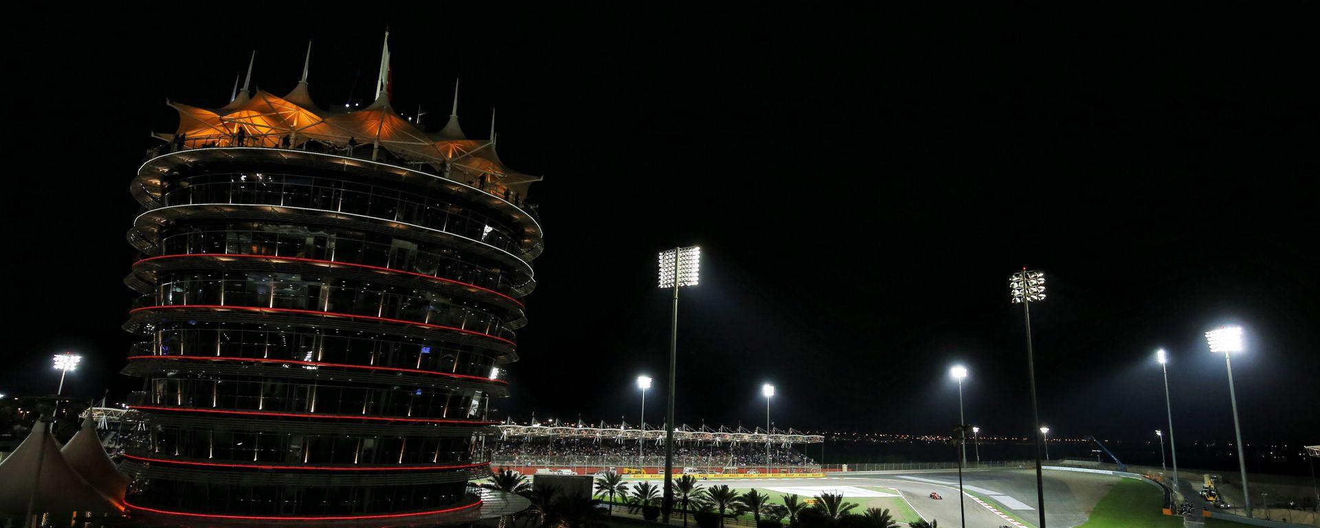 GP Bahrain: panoramica del circuito di Sakhir