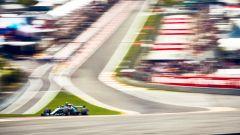 GP Belgio 2018, FP3, Valtteri Bottas in azione con la sua Mercedes