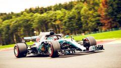 GP Belgio, qualifiche: Hamilton pole, imbattibile con la pioggia! Vettel 2°