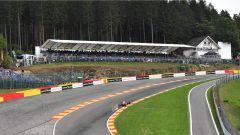 GP Belgio 2018, venerdì di libere, scintille sul tracciato di Spa Francorchamps