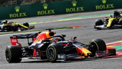 GP Belgio 2020, Spa Francorchamps: Max Verstappen (Red Bull)