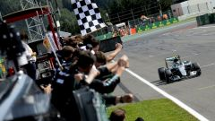 GP Belgio, la vittoria di Nico Rosberg del 2016