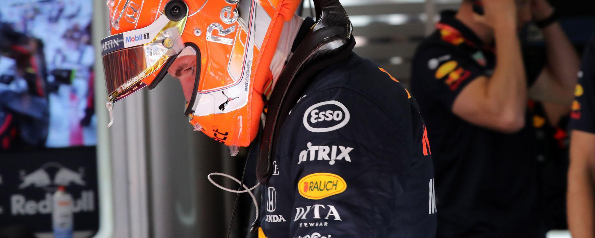 """GP Belgio, Verstappen out: """"Kimi non si aspettava fossi lì"""""""