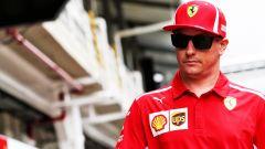 GP Brasile 2018, Interlagos: Kimi Raikkonen (Ferrari)
