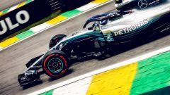 F1 2018, GP Brasile, FP2: Bottas davanti di un soffio su Hamilton, Vettel è lì