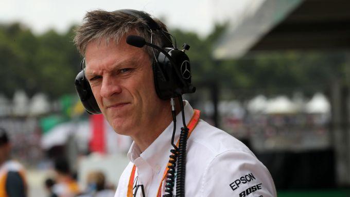 GP Brasile 2019, James Allison (Mercedes)