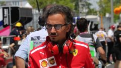 GP Canada 2019, Laurent Mekies (Ferrari)