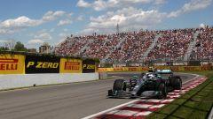 GP Canada 2019, prove libere, Valtteri Bottas (Mercedes)