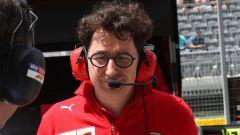 """GP Canada, Binotto: """"Pole a sorpresa, non ce l'aspettavamo"""""""