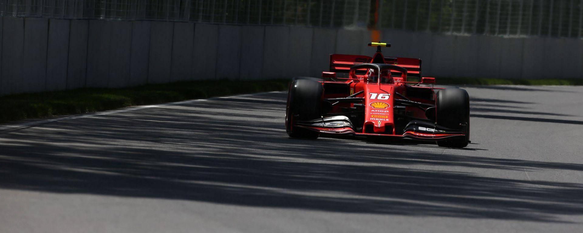 """GP Canada, Leclerc solo terzo: """"Ho faticato nel terzo settore"""""""