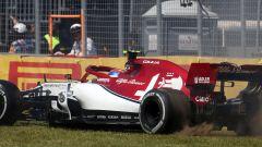 GP Canada, l'errore di Antonio Giovinazzi