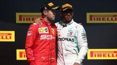 GP Canada, penalità Vettel:precedente di Hamilton che lo scagiona