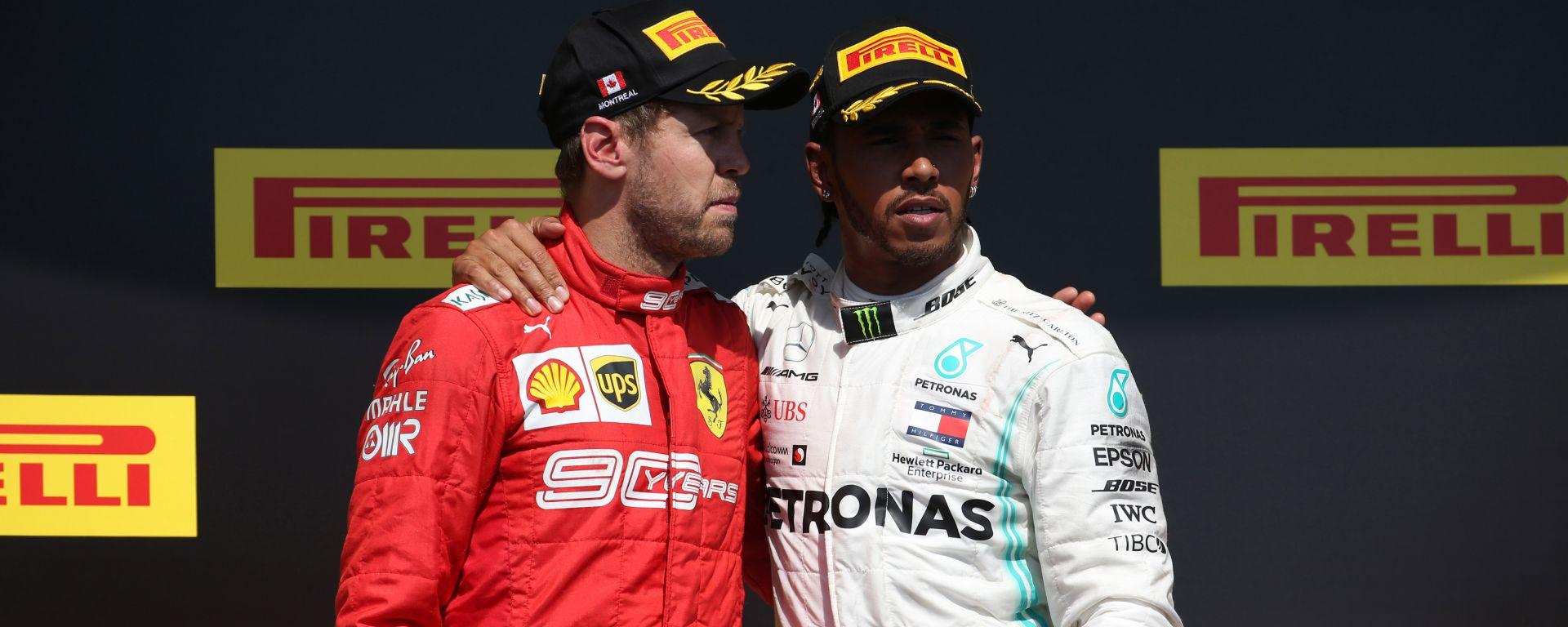 GP Canada, la penalità a Vettel e quel precedente del 2016...