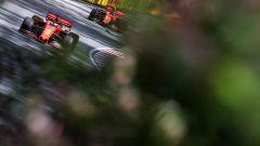 GP Canada, Vettel e Leclerc sfrecciano tra le curve del Circuit Gilles Villeneuve