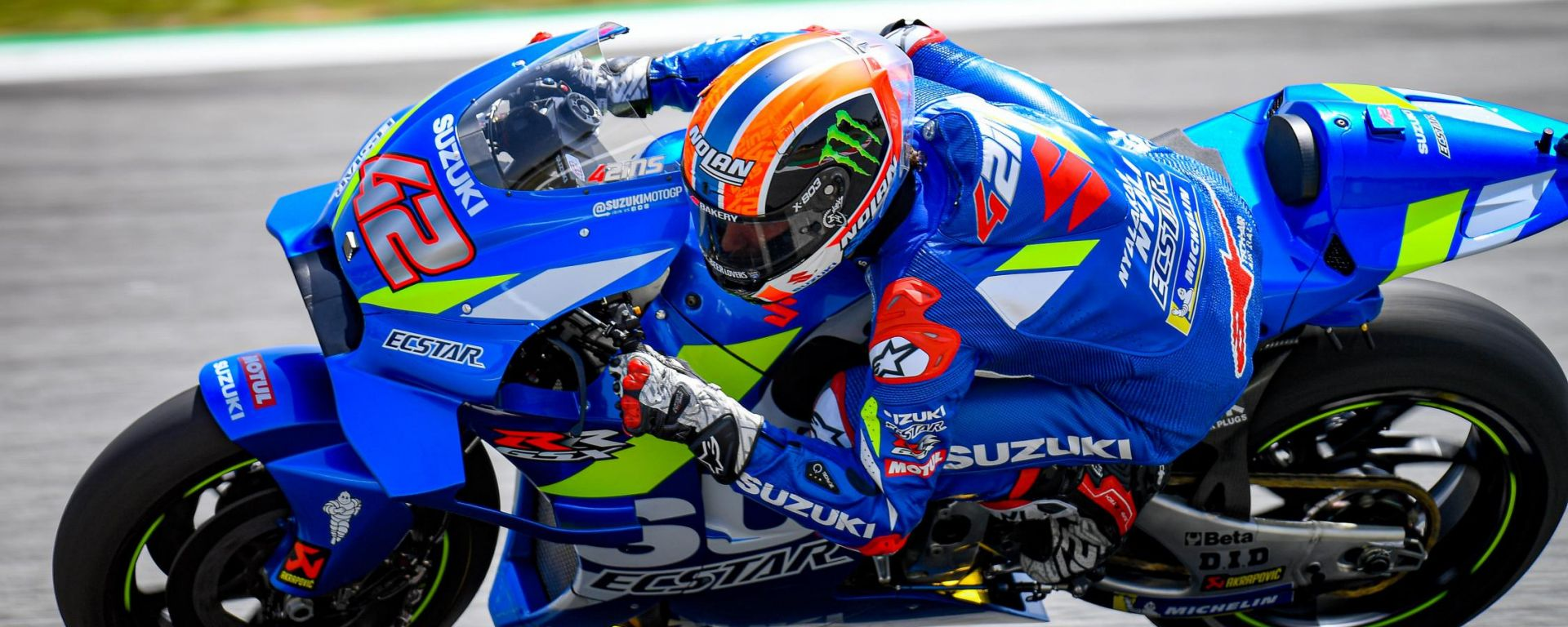 GP Catalunya 2019, Alex Rins (Suzuki)