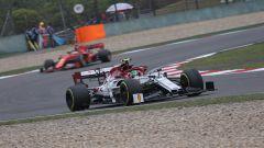 GP Cina 2019, Antonio Giovinazzi (Alfa Romeo)