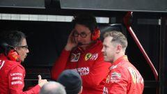 """GP Cina 2019, Ferrari in seconda fila. Vettel e Leclerc: """"Ce la giochiamo"""" - Immagine: 3"""