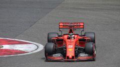 """GP Cina 2019, Ferrari in seconda fila. Vettel e Leclerc: """"Ce la giochiamo"""" - Immagine: 4"""
