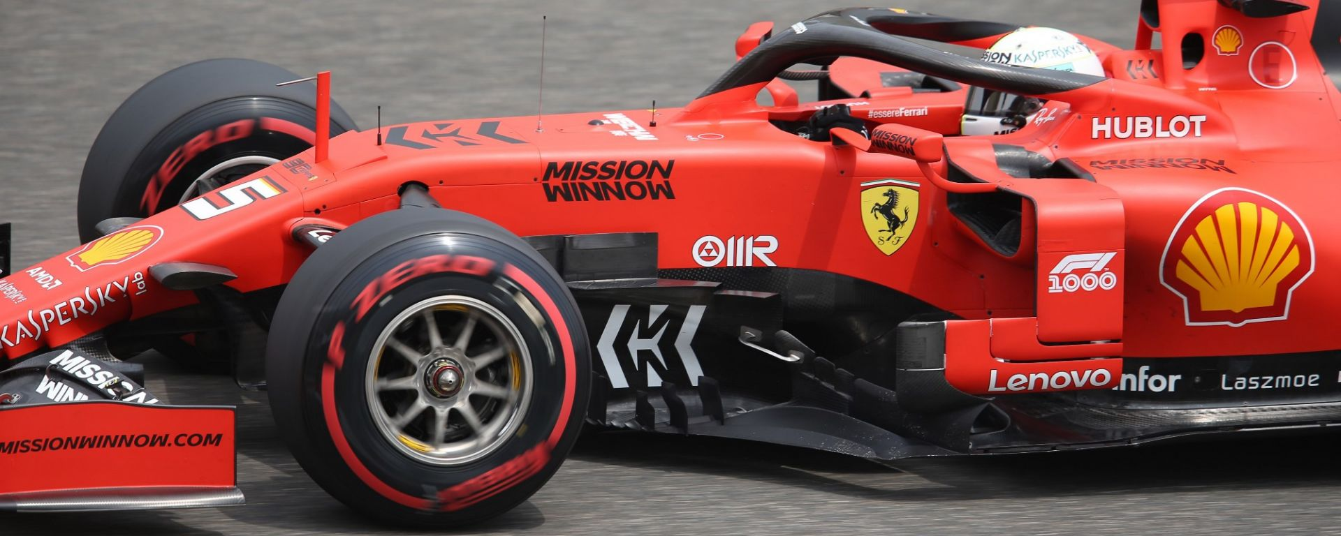 """GP Cina 2019, Ferrari in seconda fila. Vettel e Leclerc: """"Ce la giochiamo"""""""