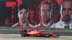 """GP Cina 2019, Ferrari in seconda fila. Vettel e Leclerc: """"Ce la giochiamo"""" - Immagine: 6"""