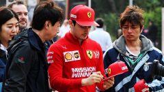"""GP Cina 2019, Ferrari in seconda fila. Vettel e Leclerc: """"Ce la giochiamo"""" - Immagine: 10"""