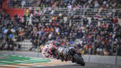 GP Comunità Valenciana 2019, Valencia: Marc Marquez (Honda) e Fabio Quartararo (Yamaha)