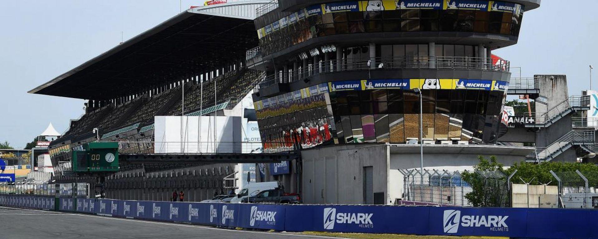 Il virus sposta il GP di Francia. Il prossimo è il Mugello?