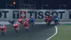 GP Doha: volano sportellate e parole tra Miller e Mir