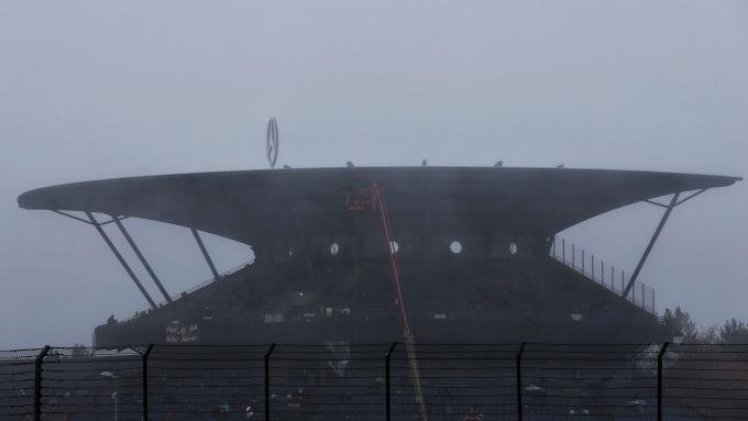 GP Eifel 2020, Nurburgring: atmosfera del circuito