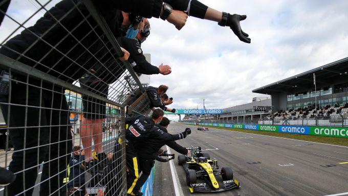 GP Eifel 2020, Nurburgring: Daniel Ricciardo (Renault Sport F1)