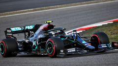 F1 GP Eifel 2020, PL3: Comanda Bottas, sorpresa Ferrari