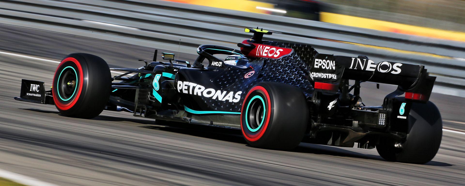 GP Eifel 2020, Nurburgring: Valtteri Bottas (Mercedes AMG F1)