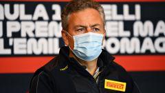 GP Emilia Romagna 2021, Imola: Mario Isola (Pirelli)