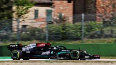 GP Emilia Romagna 2021, Imola: Valtteri Bottas (Mercedes)