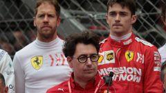 """GP Francia, Binotto: """"Piccole evoluzioni sulla Ferrari per Le Castellet"""" - Immagine: 2"""
