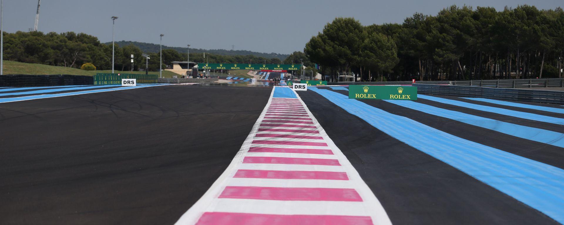 Ufficiale: GP Francia rinviato al 2021