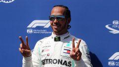 """GP Francia, Hamilton in pole: """"Un grande lavoro di squadra"""" - Immagine: 2"""