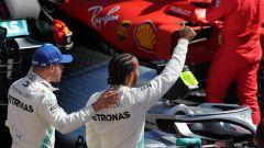 """GP Francia, Hamilton in pole: """"Un grande lavoro di squadra"""" - Immagine: 1"""