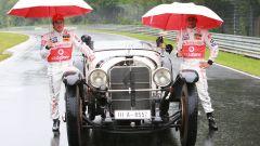 I maghi della pioggia. Ecco chi ha vinto più gare sul bagnato in F1
