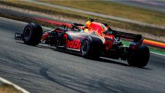 F1 2018, GP Germania, FP2: La Red Bull ancora al vertice con Verstappen