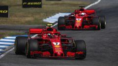 F1 2018, Ferrari, Haas e Sauber listate a lutto per Marchionne, gli uomini in rosso esclusi dalle interviste del giovedì