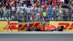F1 2018, GP Germania: Hamilton gran rimonta! Vettel butta via la vittoria