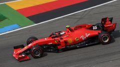 GP Germania 2019, Charles Leclerc (Ferrari)