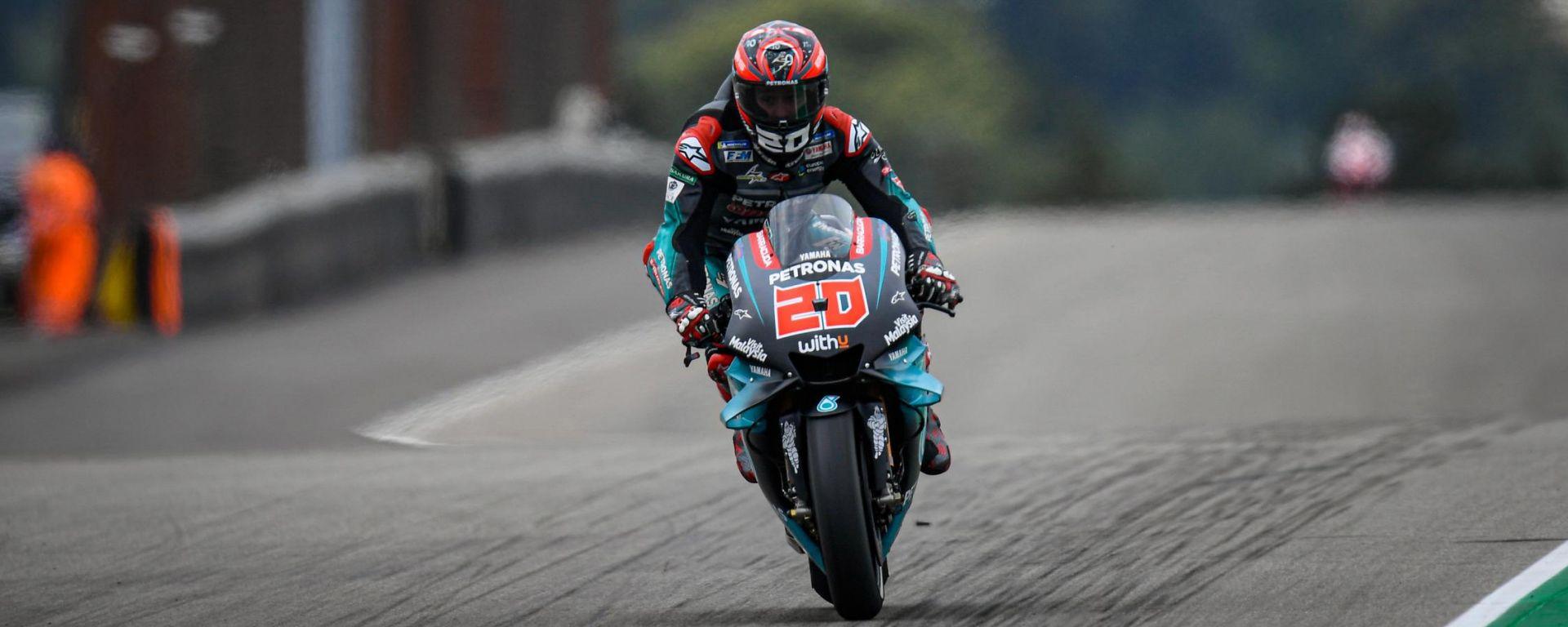 GP Germania 2019, Fabio Quartararo (Yamaha Petronas)