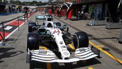 GP Germania 2019, le foto della livrea Mercedes