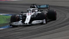 F1 GP Germania 2019, cronaca Qualifiche: pole Hamilton!