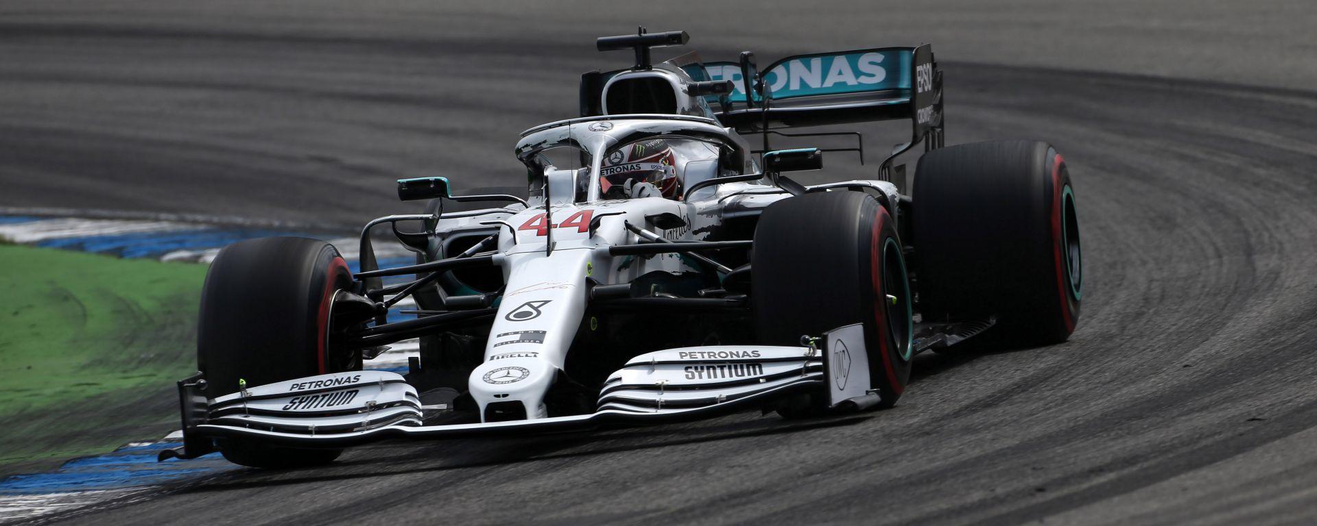 GP Germania 2019, Lewis Hamilton (Mercedes)
