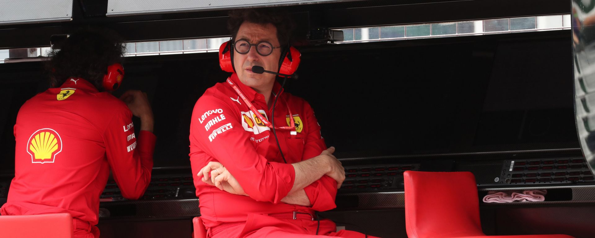 GP Germania 2019, Mattia Binotto (Ferrari)