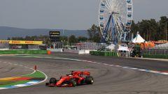 GP Germania 2019, Sebastian Vettel (Ferrari)