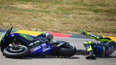 GP Germania 2019, Valentino Rossi (Yamaha)